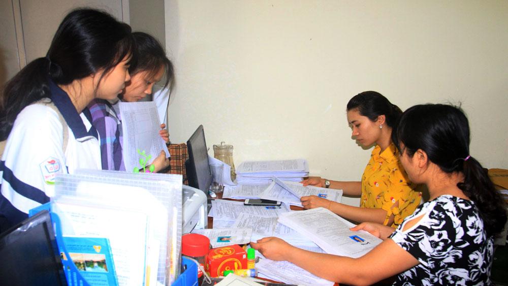 Bắc Giang: Hơn 19,6 nghìn thí sinh đăng ký dự thi THPT quốc gia